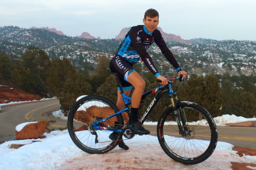 Kerry Werner's first race for the Raleigh Clement Professional Cycling Team will be the Pro XCT Bonelli event.