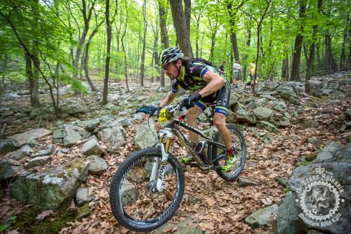 Dan Timmerman (Riverside Racing) rides during the enduro stage at the NoTubes Trans-Sylvania Epic Mountain Bike Stage Race. Photo by: Trans-Sylvania Epic Media Team