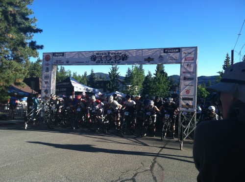 Grizzly 100 start