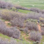 Soldier Hollow added some additional singletrack to this year's racecourse. Photo by: Angie Harker/Selective Vision