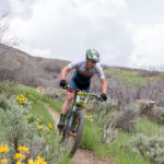 Justin Lindine continues his domination of the 2016 Intermountain Cup. Photo by: Angie Harker/Selective Vision