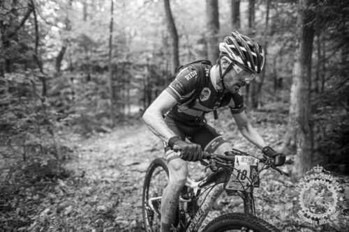 Cyclocross pro racer Dan Timmerman (Riverside Racing) is no slouch when it comes to mountain biking. He's been mixing it up among the top five of the solo men at the NoTubes Trans-Sylvania Epic, and sits in fourth overall after stage 4.