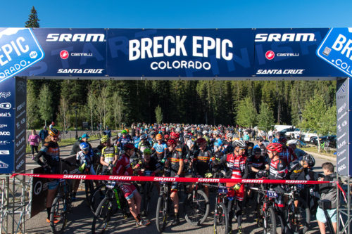 The pro/open field in this year's Breck Epic is stacked with talent, including the current U.S. marathon national champion, Todd Wells and his teammate Russell Finsterwald.