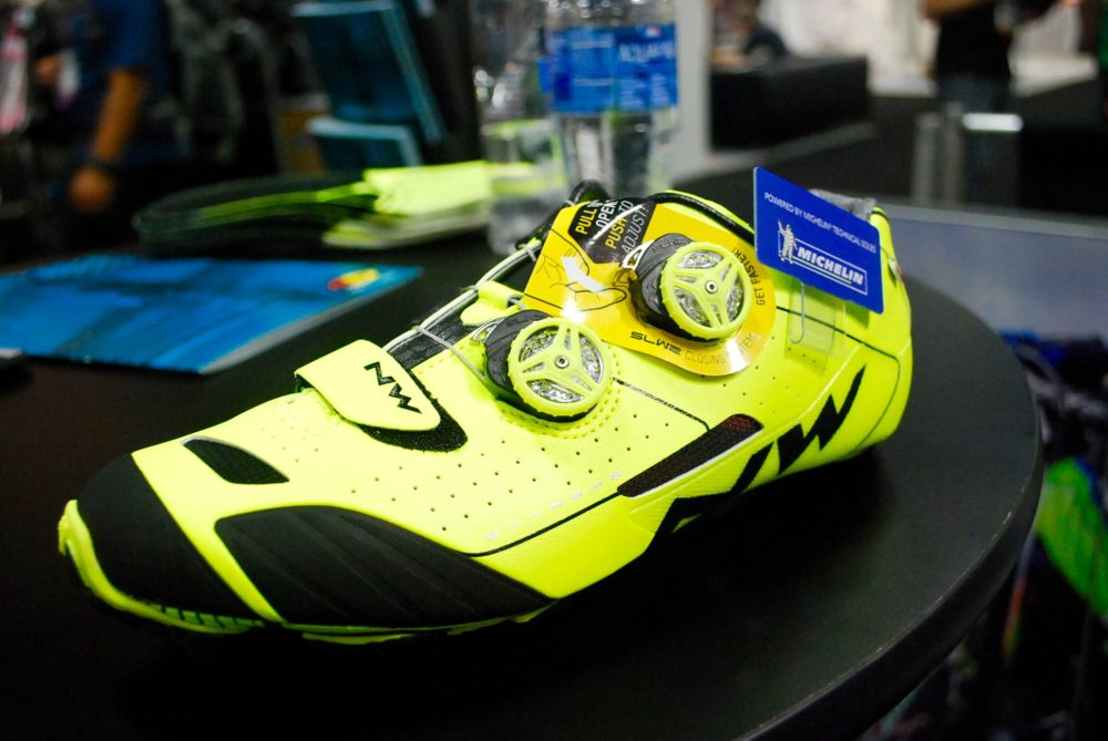 The Northwave Extreme XC incorporates new features for a top-end MTB race shoe.