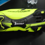 Northwave teamed up with  Michelin to provide ultra-grippy rubber improving walkability in their shoe and a bumper to prevent pedal slip on the carbon-soled Extreme XC.