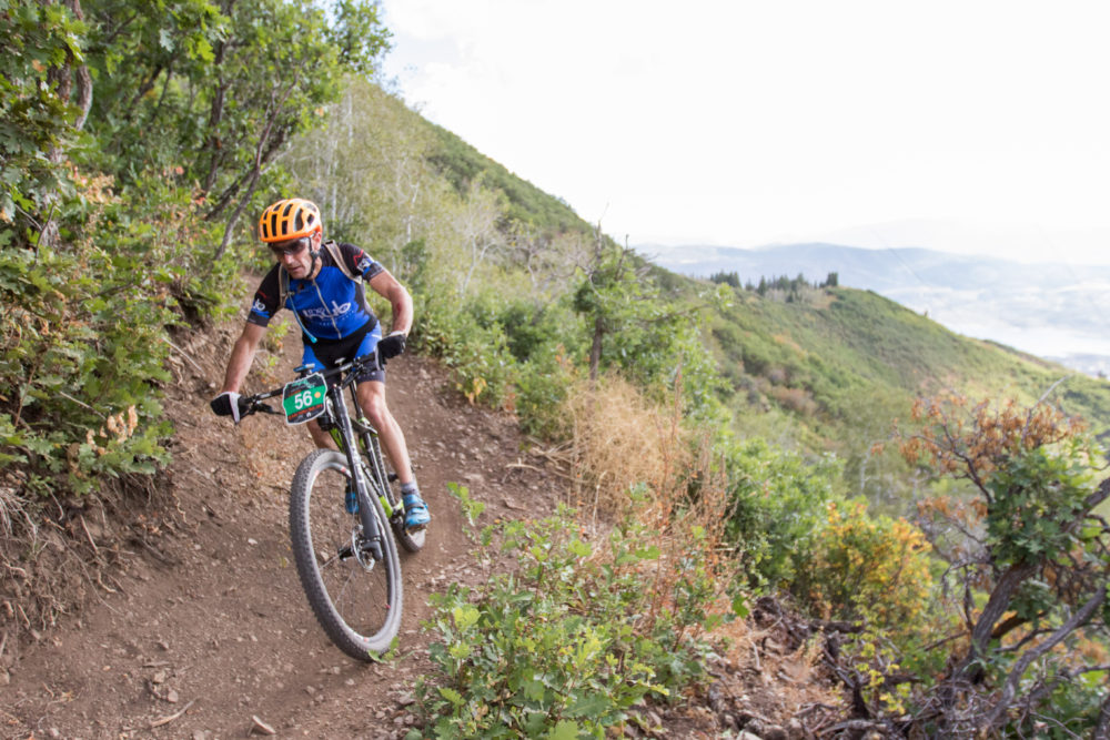 Cary Smith took the singlespeed title in Park City and finished in 6th overall.