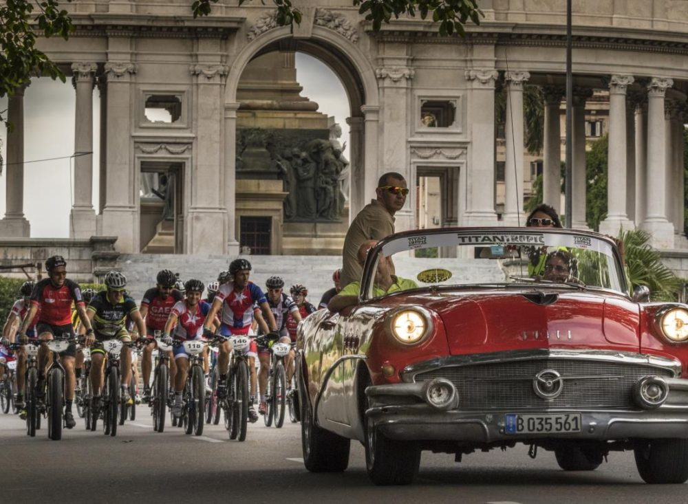 The Titan Tropic is a 5-day stage race in Cuba. Day 1 of the Titan Tropic is a non-competitive tour of Havana, Cuba.